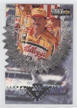 1996 Upper Deck Collector's Choice [???] #3-D - Terry Labonte