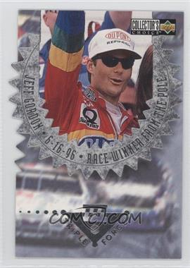 1996 Upper Deck Collector's Choice [???] #3-G - Jeff Gordon
