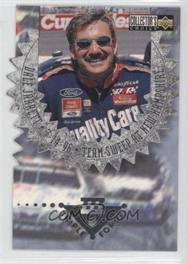 1996 Upper Deck Collector's Choice [???] #3-I - Dale Jarrett
