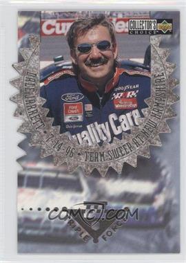 1996 Upper Deck Collector's Choice [???] #3 - Dale Jarrett