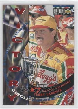 1996 Upper Deck Collector's Choice Victory Circle #7 - Terry Labonte