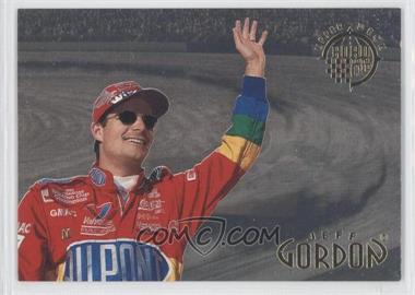 1996 Upper Deck Road to the Cup - [Base] #JG1 - Jeff Gordon
