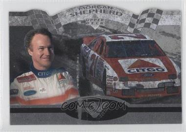 1996 Upper Deck Virtual Velocity #VV11 - Morgan Shepherd