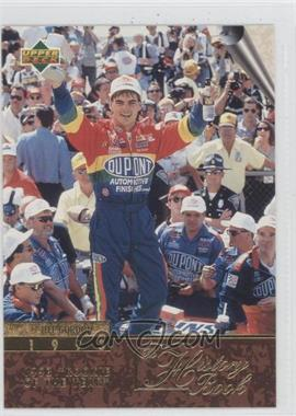 1996 Upper Deck #138 - Jeff Gordon