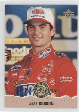 1996 Upper Deck #72 - Jeff Gordon