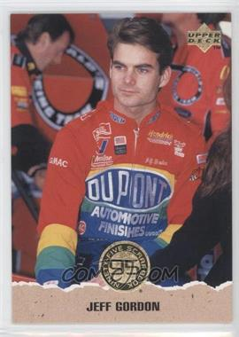1996 Upper Deck #73 - Jeff Gordon