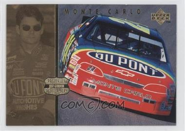 1996 Upper Deck #98 - Jeff Gordon