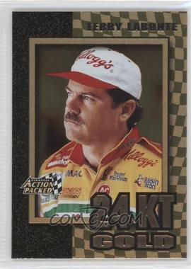 1997 Pinnacle Action Packed - 24 Karat Gold #5 - Terry Labonte