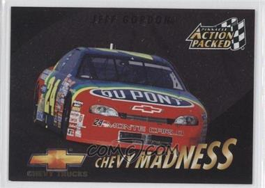 1997 Pinnacle Action Packed - Chevy Madness #N/A - Jeff Gordon