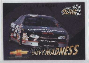 1997 Pinnacle Action Packed [???] #1 - Dale Earnhardt