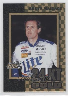 1997 Pinnacle Action Packed [???] #1 - Rusty Wallace