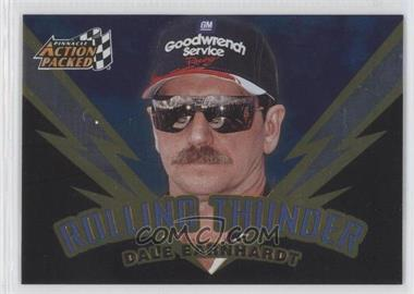 1997 Pinnacle Action Packed [???] #2 - Dale Earnhardt
