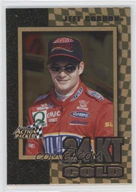 1997 Pinnacle Action Packed [???] #3 - Jeff Gordon