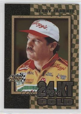 1997 Pinnacle Action Packed [???] #5 - Terry Labonte