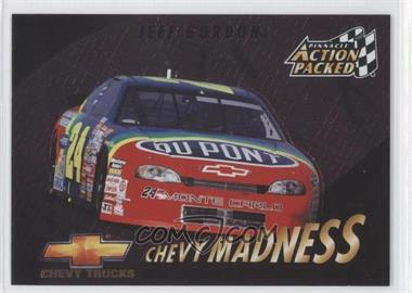 1997 Pinnacle Action Packed [???] #N/A - Jeff Gordon