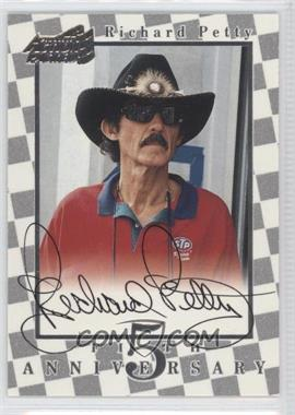 1997 Pinnacle Action Packed 5th Anniversary Autographs [Autographed] #FA1 - Richard Petty