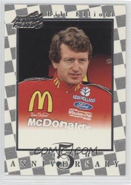 1997 Pinnacle Action Packed 5th Anniversary #FA12 - Bill Elliott