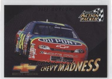 1997 Pinnacle Action Packed Chevy Madness #N/A - Jeff Gordon