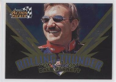 1997 Pinnacle Action Packed Rolling Thunder #10 - Dale Jarrett