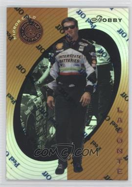 1997 Pinnacle Certified - [Base] - Mirror Gold #18 - Bobby Labonte