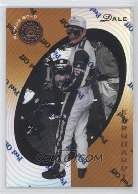 1997 Pinnacle Certified - [Base] - Mirror Gold #3 - Dale Earnhardt
