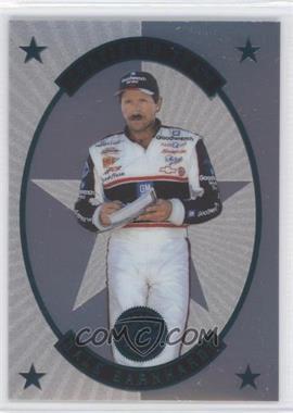 1997 Pinnacle Certified Certified Team #1 - Dale Earnhardt