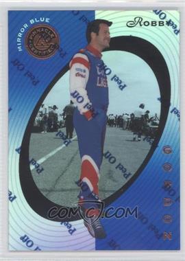 1997 Pinnacle Certified Mirror Blue #11 - Robby Gordon