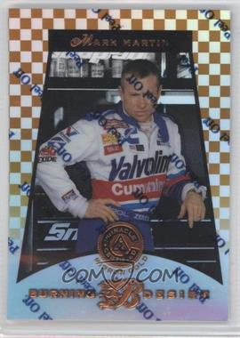1997 Pinnacle Certified Mirror Gold #91 - Mark Martin