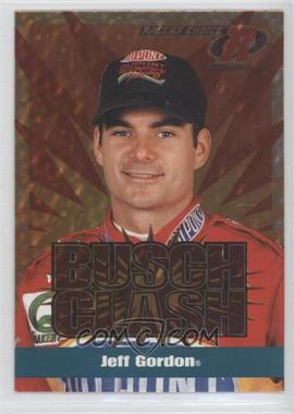 1997 Pinnacle Racers Choice - Busch Clash #8 - Jeff Gordon