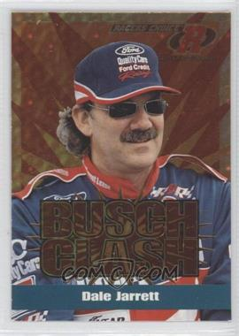 1997 Pinnacle Racers Choice [???] #11 - Dale Jarrett