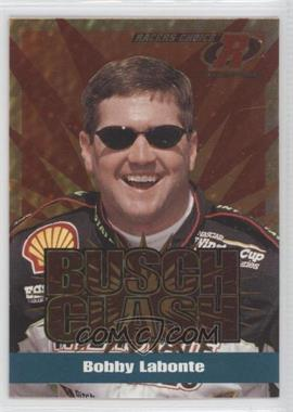 1997 Pinnacle Racers Choice Busch Clash #12 - Bobby Labonte
