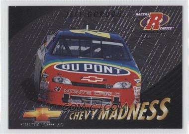 1997 Pinnacle Racers Choice Chevy Madness #7 - Jeff Gordon