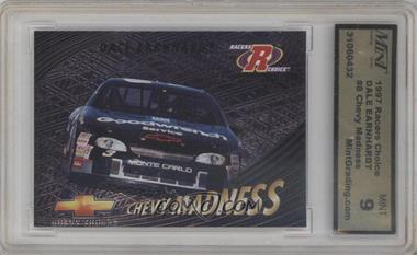 1997 Pinnacle Racers Choice Chevy Madness #8 - Dale Earnhardt [ENCASED]