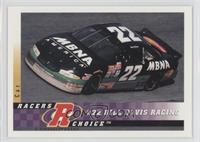Car - #22 Bill Davis Racing