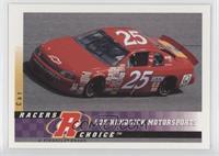Car - #25 Hendrick Motorsports