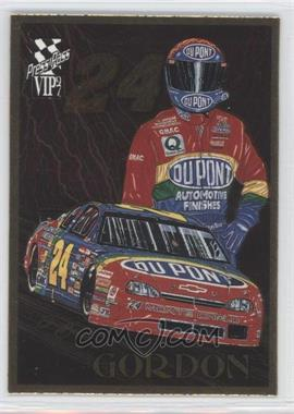 1997 Press Pass VIP Knights of Thunder Gold #KT 2 - Jeff Gordon