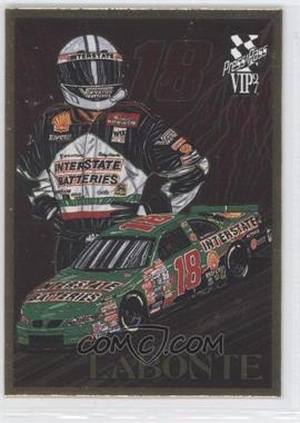 1997 Press Pass VIP Knights of Thunder Gold #KT 4 - Bobby Labonte