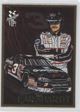 1997 Press Pass VIP Knights of Thunder #KT 1 - Dale Earnhardt
