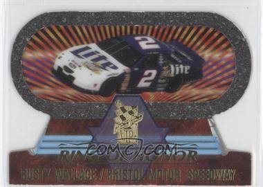 1997 Press Pass VIP Ring of Honor Die-Cut #RH 1 - Rusty Wallace