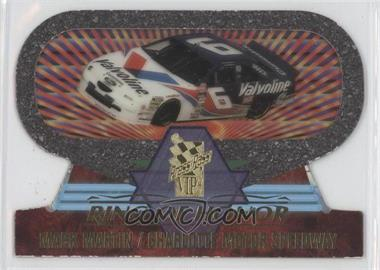 1997 Press Pass VIP Ring of Honor Die-Cut #RH 5 - Mark Martin