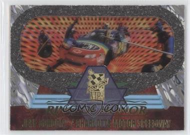 1997 Press Pass VIP Ring of Honor #RH 8 - Jeff Gordon