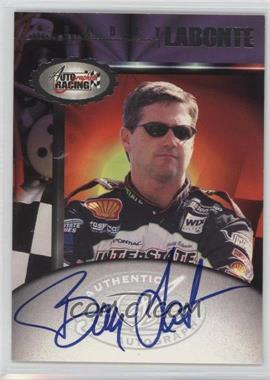 1997 Score Board Autographed Racing - Autographs #BOLA - Bobby Labonte