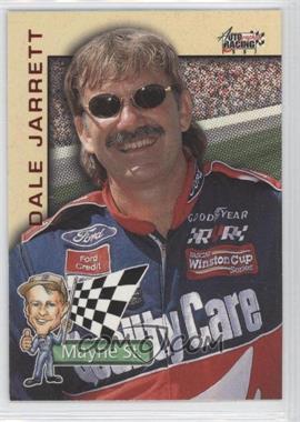 1997 Score Board Autographed Racing - Mayne St. #KM6 - Dale Jarrett