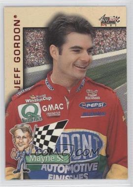 1997 Score Board Mayne St. #KM4 - Jeff Gordon
