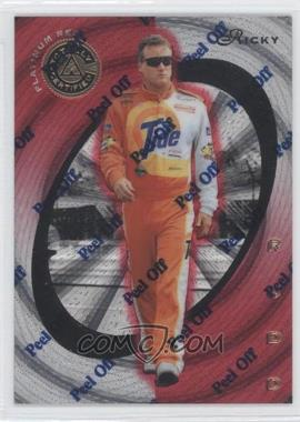 1997 Totally Certified - [Base] - Platinum Red Promo #10 - Ricky Rudd