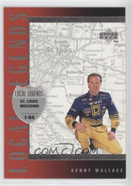 1997 Upper Deck [???] #116 - Kenny Wallace