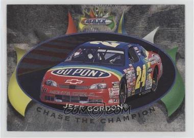 1997 Upper Deck Maxx - Chase the Champion #C1 - Jeff Gordon