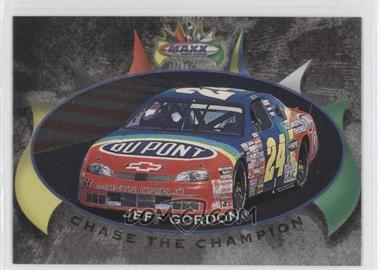 1997 Upper Deck Maxx [???] #C1 - Jeff Gordon