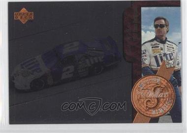 1997 Upper Deck Road to the Cup - Million Dollar Memoirs #MM11 - Rusty Wallace