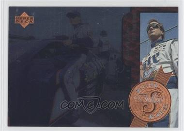 1997 Upper Deck Road to the Cup - Million Dollar Memoirs #MM12 - Rusty Wallace
